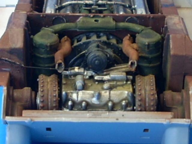 T 34/85 Hobby Boss 1/48eme Rscn1314