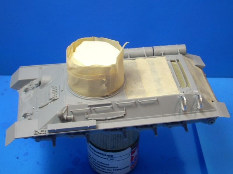 T 34/85 Hobby Boss 1/48eme Rscn1317