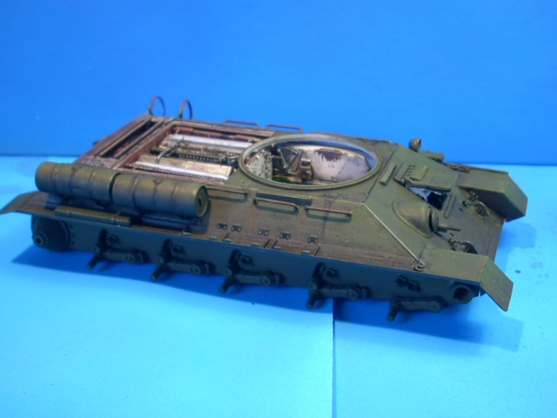 T 34/85 Hobby Boss 1/48eme - Page 2 Rscn1411