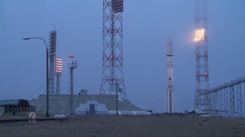 Lancement Proton-M / Inmarsat 5 F-1 - 8 décembre 2013 Proton10