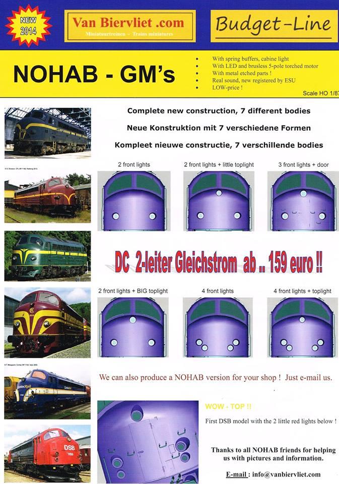 Budget Line 2 de Van Biervliet - Nohab 17806410