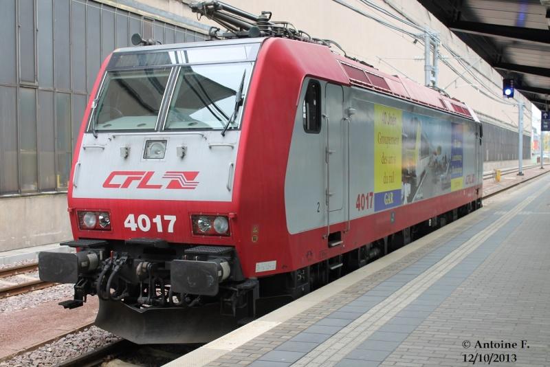 """Expo """"40 Joër G.A.R."""" en Gare de Luxembourg 12-13.10.2013  Img_1714"""