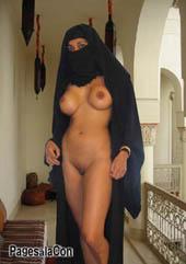 Selon un rapport il faut autoriser le voile en toutes circonstances ... Burka-10