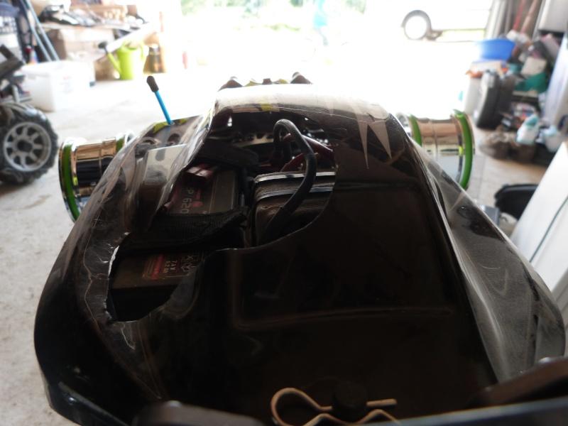 STR8 DELUXE Hobbytech Conversion BL P1120814