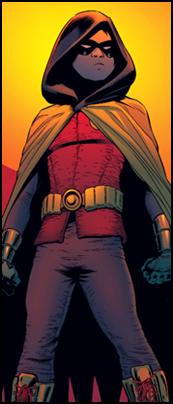 Damian Wayne / Robin