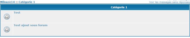 [PHPBB2] Supprimer les colonnes sujets messages et derniers messages des sous forums 1100