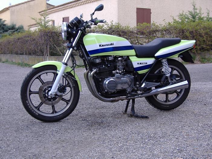Mes anciens chantiers moto.... (travaux de transformation) Histoi13