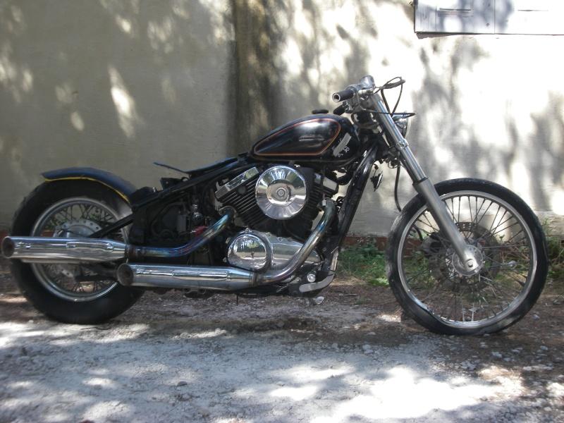 Mes anciens chantiers moto.... (travaux de transformation) Imgp2810