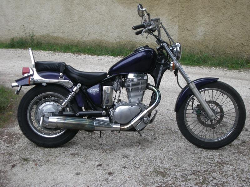 Mes anciens chantiers moto.... (travaux de transformation) Imgp2910