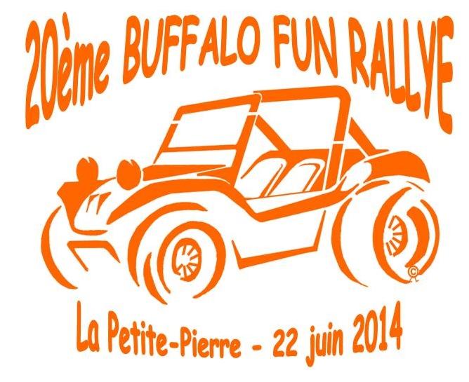 20ème BUFFALO FUN RALLYE - 22 juin 2014 Cas_or10