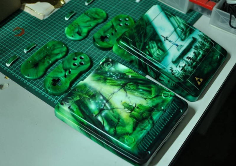 Anark Grafik -  Game Cube Metroid Prime terminée , plein de photos !!! - Page 12 13807410