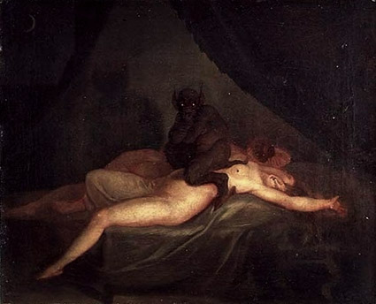 Paralysie du sommeil Abildg10