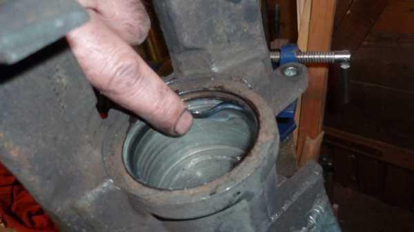 TUTO Échange kit piston sur étrier avant 512