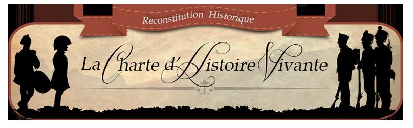 La Charte d'Histoire Vivante