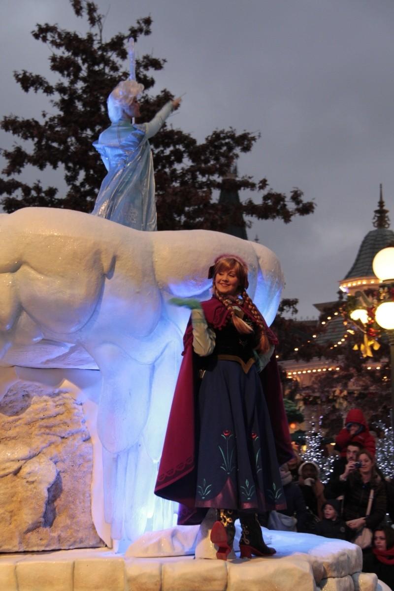La reine des neiges à Disneyland Paris  _mg_2610