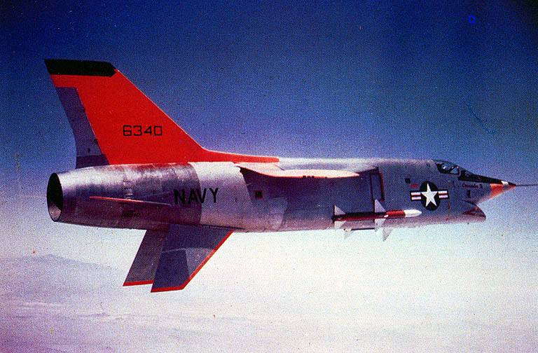Vought XF8U-3 CRUSADER III [1/72 - Anigrand] F8u-3_10