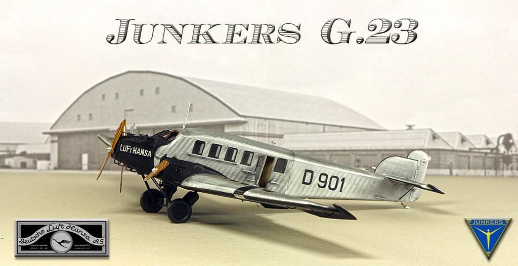 Junkers G.23/G.24  (1:72 - VEB Plasticart) Img_7828