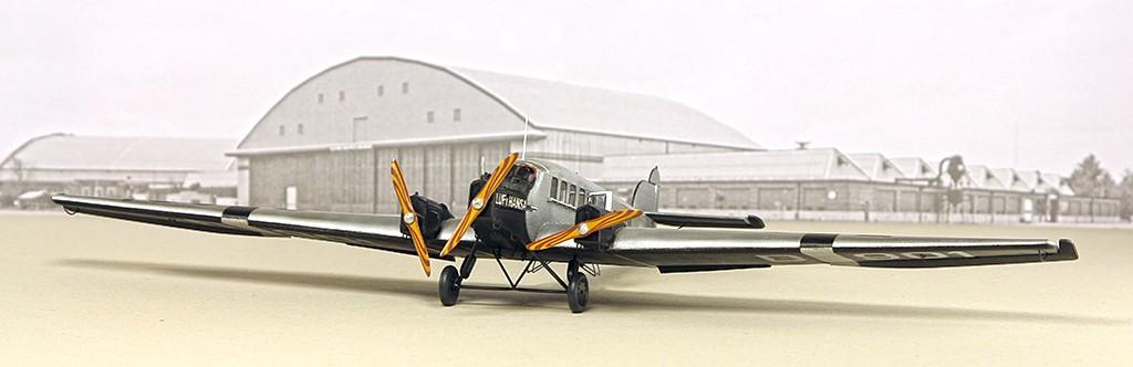 Junkers G.23/G.24  (1:72 - VEB Plasticart) Img_7829