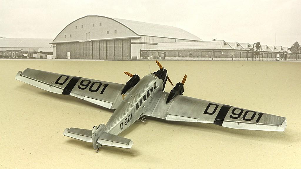 Junkers G.23/G.24  (1:72 - VEB Plasticart) Img_7832