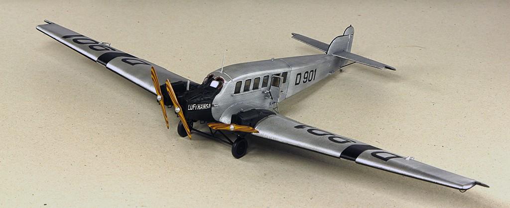 Junkers G.23/G.24  (1:72 - VEB Plasticart) Img_7836
