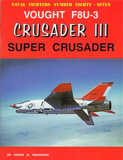 Vought XF8U-3 CRUSADER III [1/72 - Anigrand] Nf8711