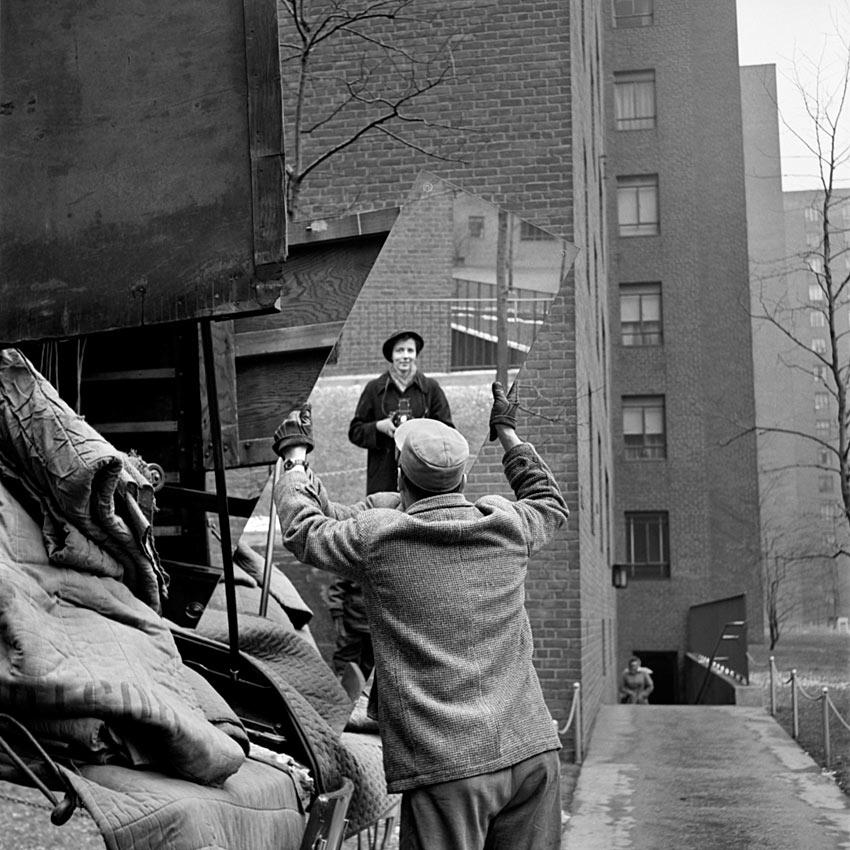 Vivian Maier [Photographe] - Page 2 Self-p10