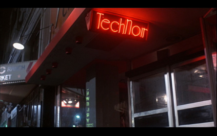 Neon lights Tech-n10