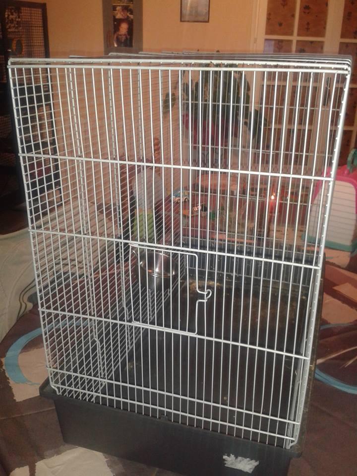 vend cage dans le 60 a petit prix 10151010