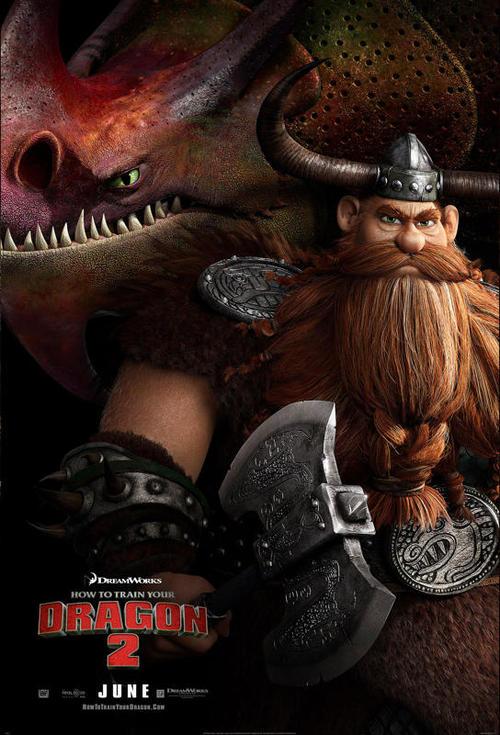 [20th Century Fox] Dragons 2 (2014) - Page 20 Tumblr11
