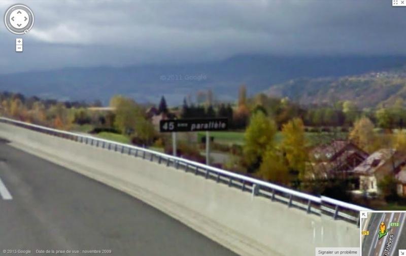 - Les monuments et panneaux dédiés au 45ème parallèle nord Sans_117