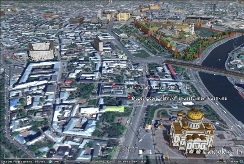 STREET VIEW : les musées en visite virtuelle - Page 6 Sans_119