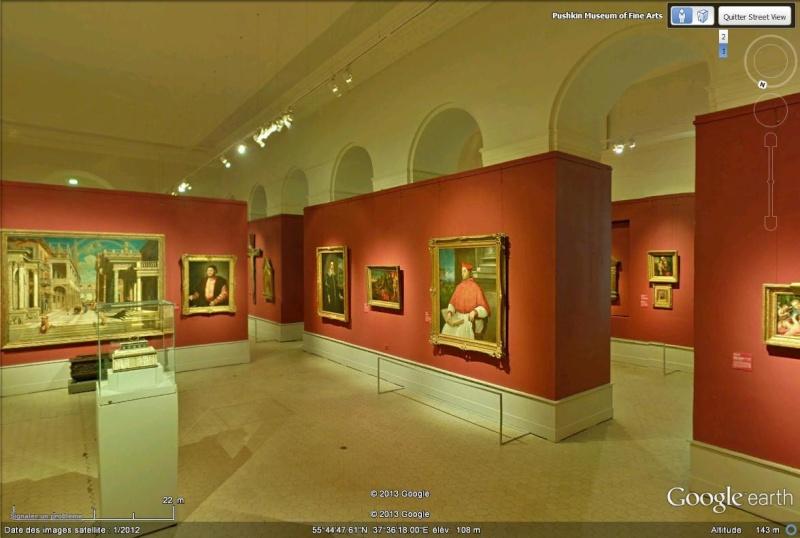 STREET VIEW : les musées en visite virtuelle - Page 6 Sans_125