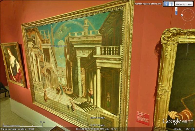 STREET VIEW : les musées en visite virtuelle - Page 6 Sans_126