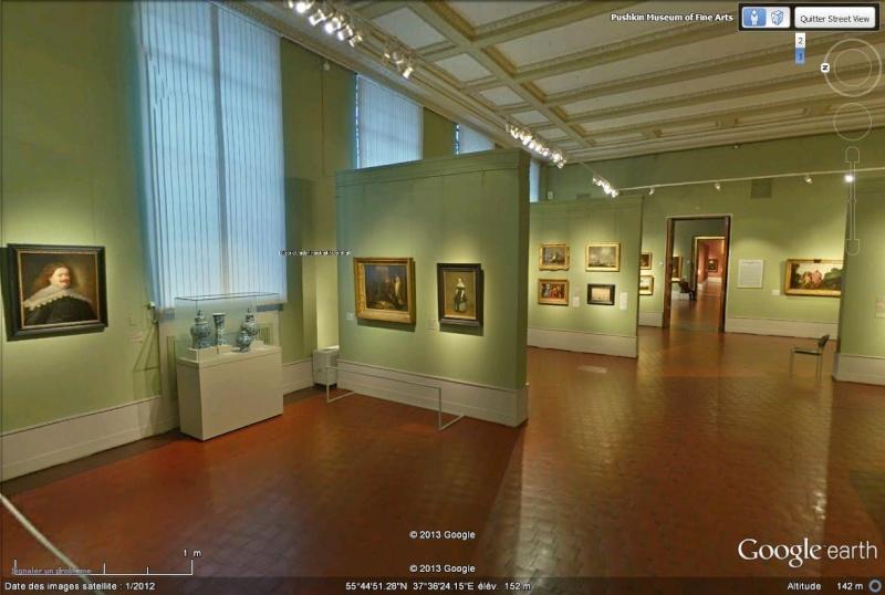 STREET VIEW : les musées en visite virtuelle - Page 6 Sans_127