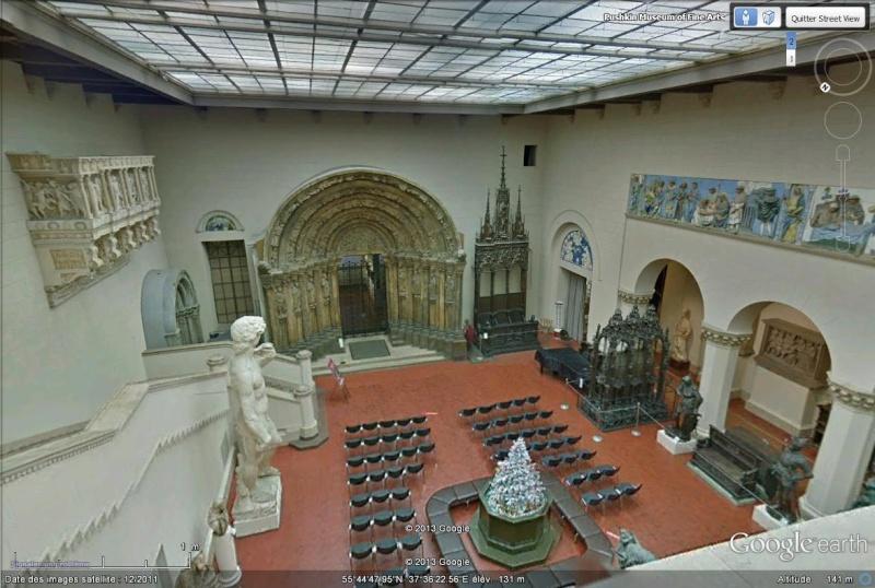 STREET VIEW : les musées en visite virtuelle - Page 6 Sans_132