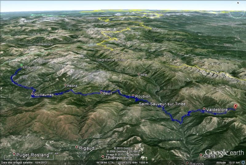 Maginot - La Route des Grandes Alpes - Page 20 Sans_155