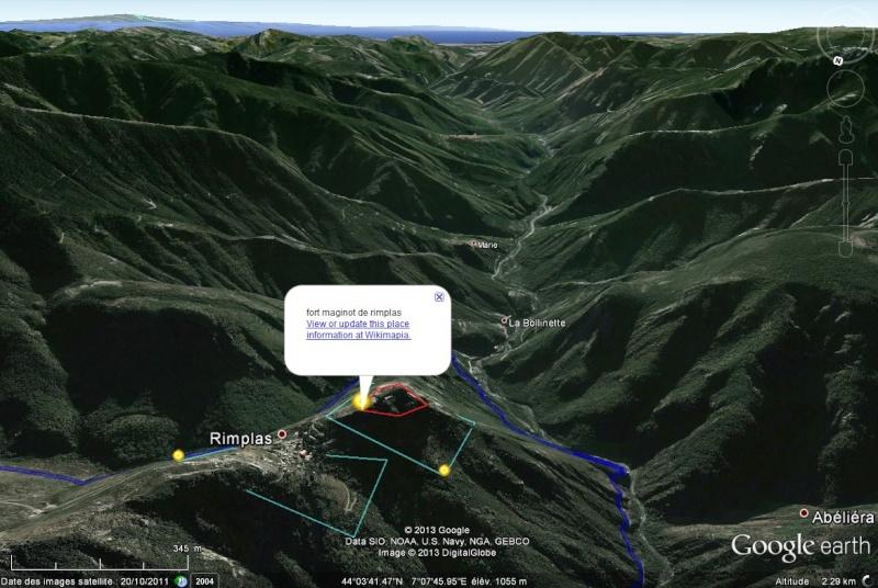 Maginot - La Route des Grandes Alpes - Page 20 Sans_245