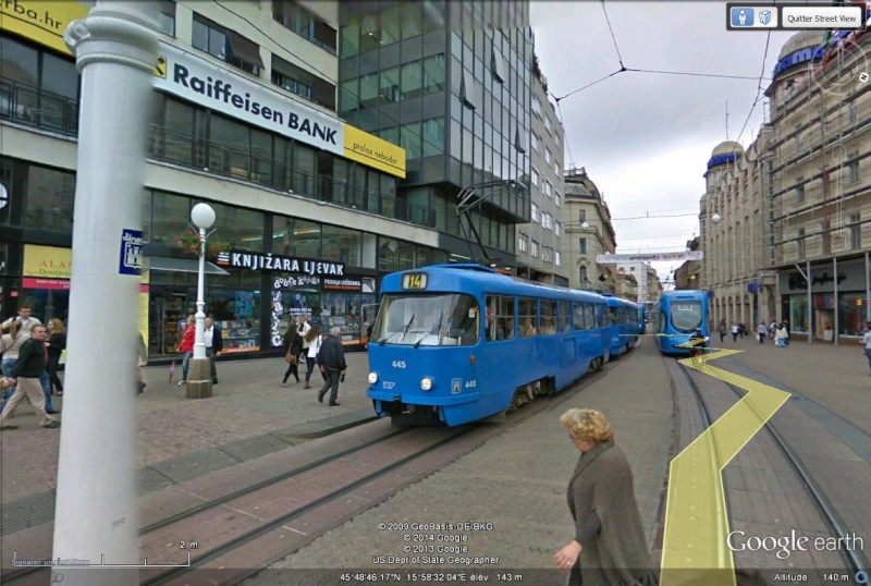 STREET VIEW : les tramways en action - Page 2 Sans_249