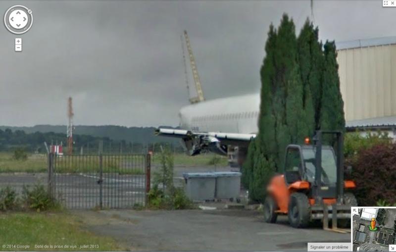 Les avions en pièces détachées repérés grâce à Google Earth Sans_287