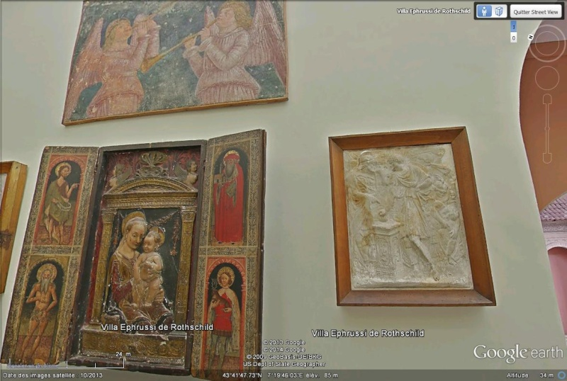 STREET VIEW : les musées en visite virtuelle - Page 7 Sans_313