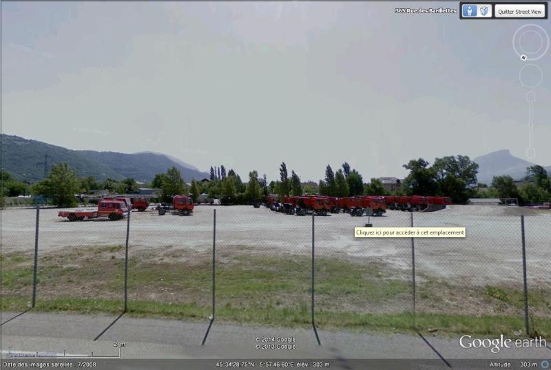 STREET VIEW : les camions de pompiers  Sans_386