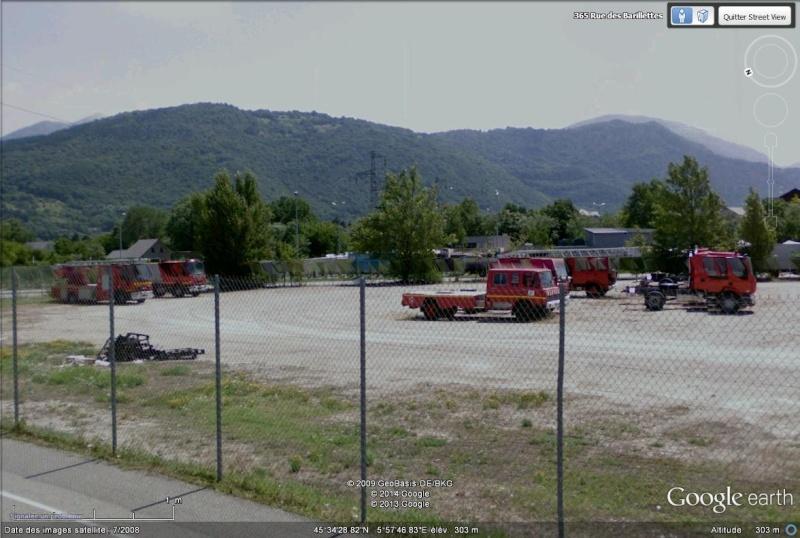 STREET VIEW : les camions de pompiers  Sans_387
