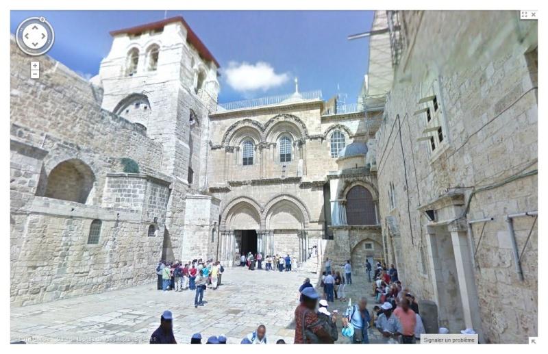Le Saint-Sépulcre à Jerusalem, Israël Sans_457