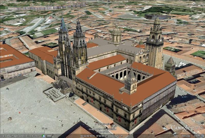 Saint-Jacques-de-Compostelle, Espagne Sans_460