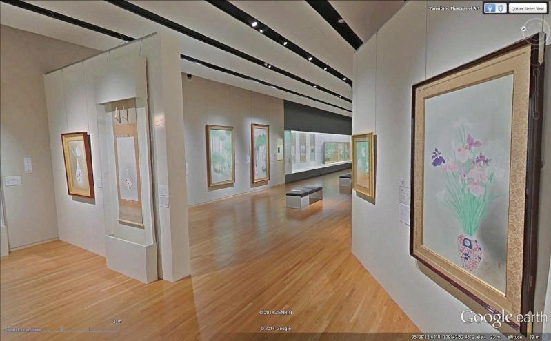 STREET VIEW : les musées en visite virtuelle - Page 7 Sans_501