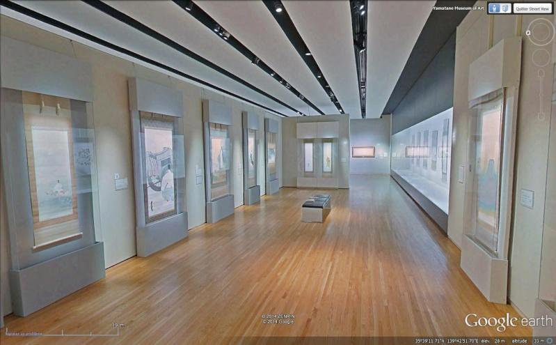 STREET VIEW : les musées en visite virtuelle - Page 7 Sans_506