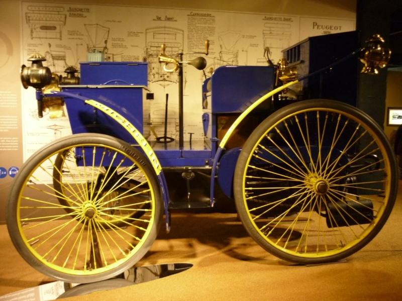 Musée de l'Aventure MICHELIN à Clermont-Ferrand (63) 1033