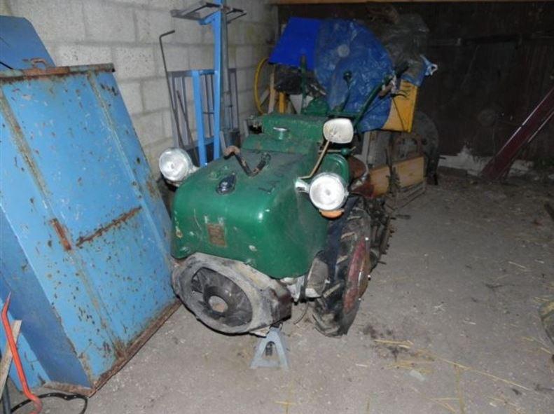 mon motoculteur à moteur de 2cv 113