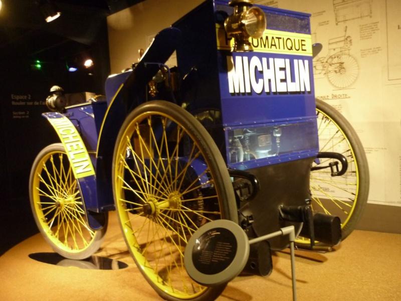 Musée de l'Aventure MICHELIN à Clermont-Ferrand (63) 1130