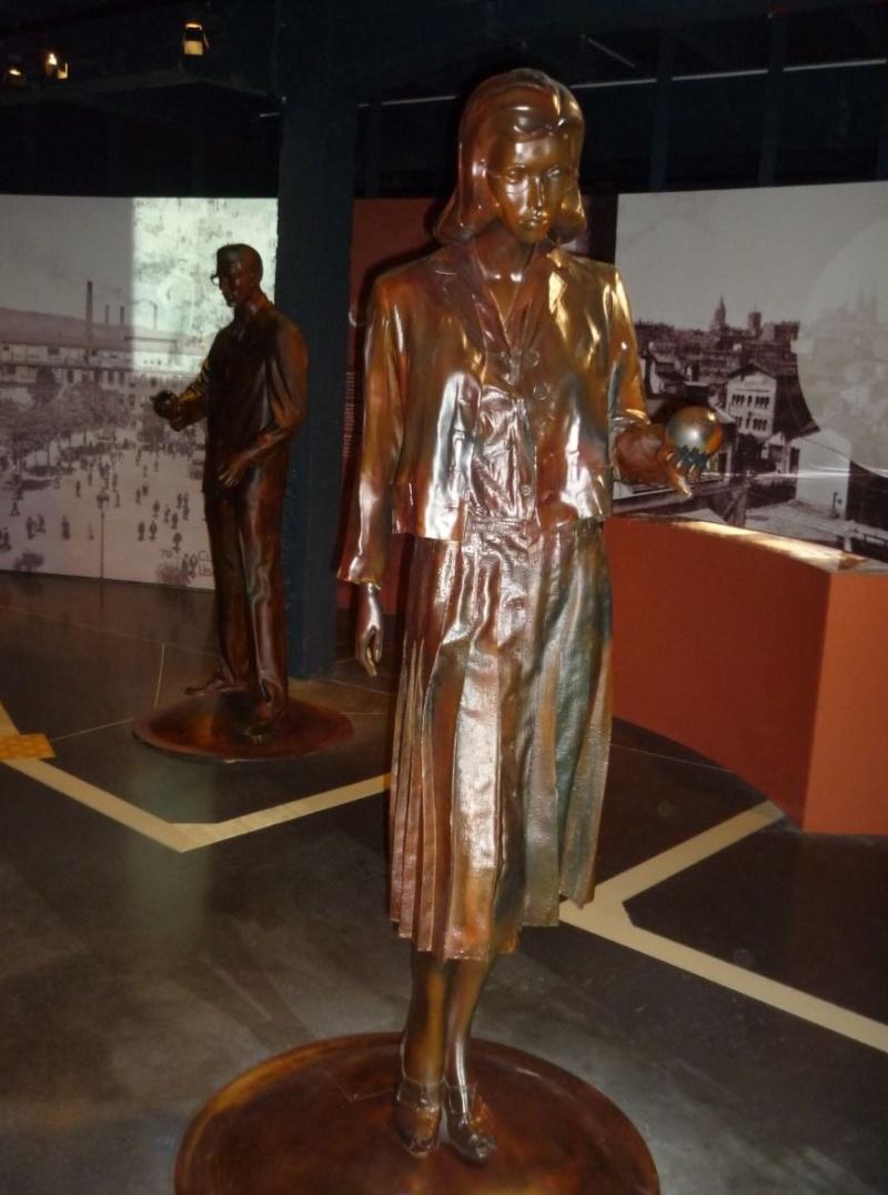 Musée de l'Aventure MICHELIN à Clermont-Ferrand (63) 1132